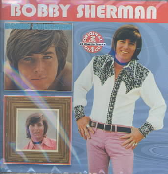 BOBBY SHERMAN/PORTRAIT OF BOBBY BY SHERMAN,BOBBY (CD)