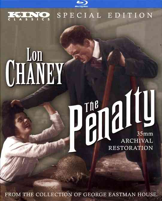 PENALTY BY CHANEY,LON (Blu-Ray)